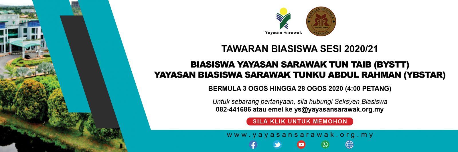 The Sarawak Foundation Yayasan Sarawak